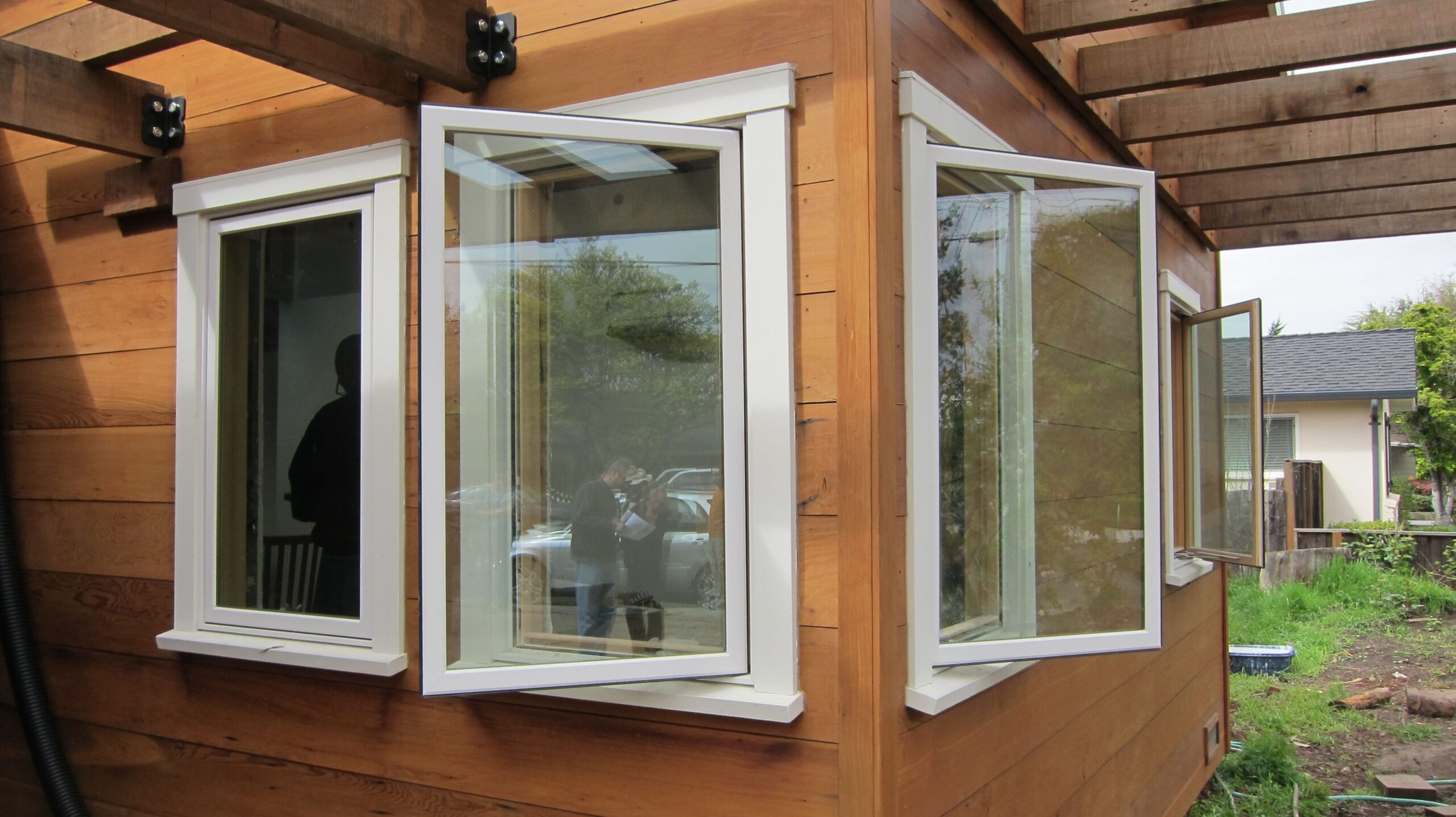 Se pueden abrir las ventanas en una Casa Pasiva