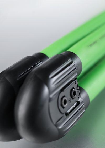 Sonda geotérmica RAUGEO PE-Xa green