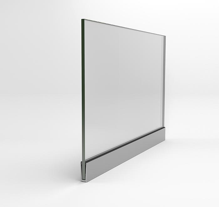 Barandilla Glass Line Strugal