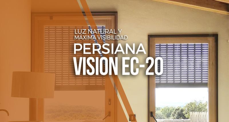 VISION EC-20 de Persax